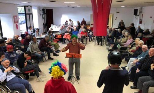 "VARZI 11/11/2019: Mino vince il ""Festival del sorriso 2019"""