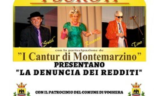 VOGHERA 21/11/2019: L'Avis propone una serata (il 30/11) divertente in compagnia dei Suroti