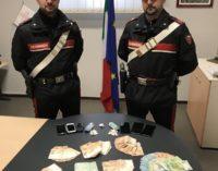 VOGHERA 21/11/2019: Spaccio di stupefacenti. Nella notte i carabinieri arrestano un uomo e ne denunciano un altro