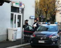 VOGHERA 26/11/2019: Rapina nella notte al negozio etnico. I Carabinieri arrestano uno dei responsabili