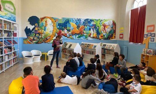 """VOGHERA 18/11/2019: All'istituto Dante il progetto """"#ioleggoperchè"""" per promuovere la lettura fra gli alunni"""