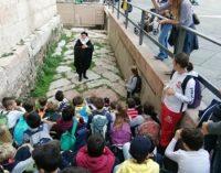 VOGHERA 06/11/2019: Scuola. 'Gemellaggio' (a colpi di lettera) fra la 5^ di San Vittore e gli alunni di una scuola di Lecco