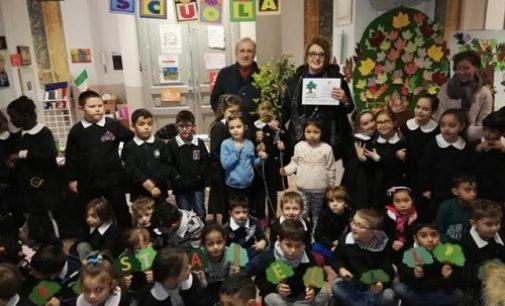 VOGHERA 25/11/2019: La Giornata Nazionale degli Alberi alla Scuola Primaria De Amicis