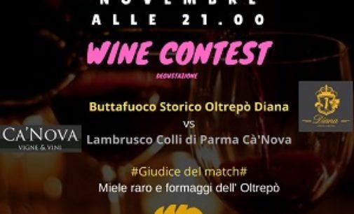 """VOGHERA 05/11/2019: Sabato degustazione di vini (e di libri) al bar """"Trai2"""""""