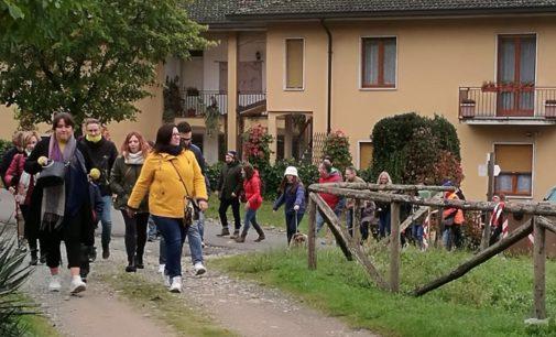 GODIASCO 12/11/2019: In 170 alla Mangialonga di San Martino. Successo per la prima edizione