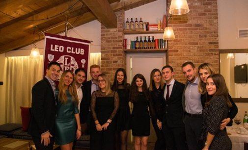 """VOGHERA 19/11/2019: Matti alla guida del """"Leo Club"""". I giovani del Lions pronti per nuove opere di beneficenza in città"""