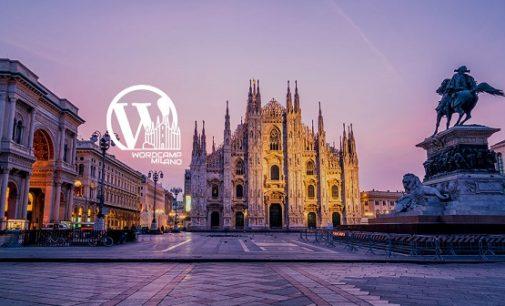 MILANO: GoDaddy Gold Sponsor di WordCamp Milano 2019. Al via il 22 e 23 novembre l'evento dedicato a WordPress