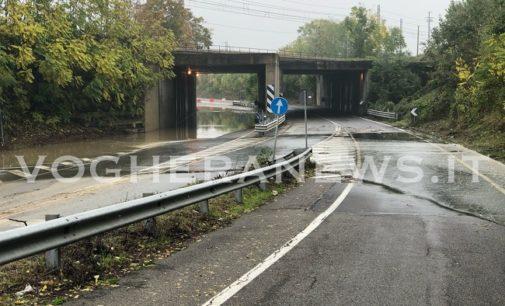 """VOGHERA MONTEBELLO 19/11/2019: Chiusura totale ed immediata del sottopasso """"Fogliarina"""" sulla Tangenziale Voghera-Casteggio"""