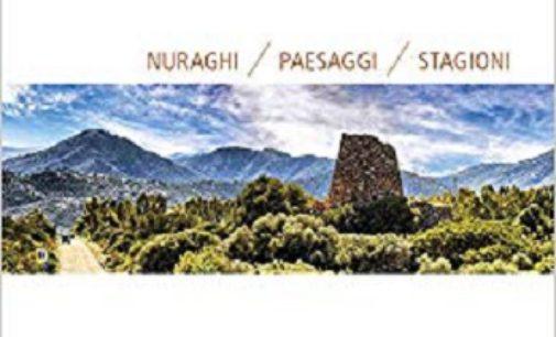 """PAVIA 25/11/2019: Sabato il circolo sardo Logudoro presenta il libro """"Nuraghi/ paesaggi/ stagioni"""" di Salvatore Pirisinu."""
