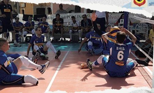 VOGHERA RIVANAZZANO 21/11/2019: La Nazionale di sitting volley gioca 3 partite in città e a Riva