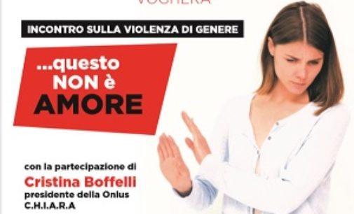 VOGHERA 25/11/2019: Violenza sulle donne. Stasera nella sede Cri le testimonianze di chi opera in prima linea per combattere il fenomeno