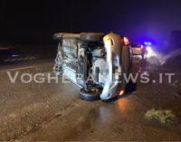 RIVANAZZANO 16/12/2019: Due incidenti stradali nella notte