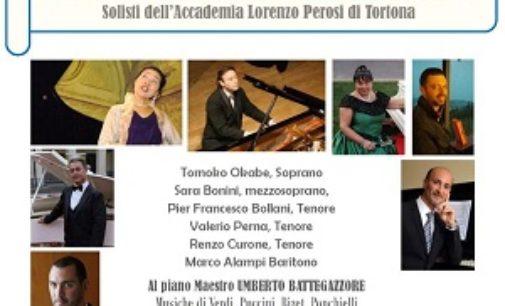 VOGHERA 29/12/2019: A Capodanno il Gran Galà musicale al San Rocco. La cittadinanza è invitata