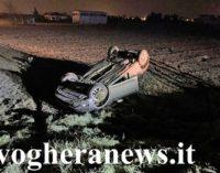 VOGHERA 06/12/2019: Incidenti sulle strade vogheresi. Due i feriti