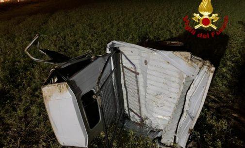 MONTEBELLO 24/12/2019: Ancora incidenti sulle strade provinciali. Tragedie sfiorate sulla A21 e a Montebello dove un'Ape 50 è stata tamponata