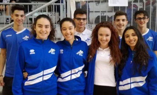VOGHERA 16/12/2019: Atletica giovani. Tre argenti a Bra per l'Iriense