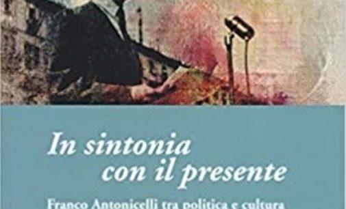 VOGHERA 02/12/2019: Sabato in Biblioteca il libro su Franco Antonicelli