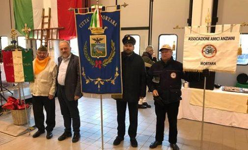 MORTARA 14/12/2019: I Vigili del Fuoco Volontari hanno la nuova sede. Ieri l'inaugurazione