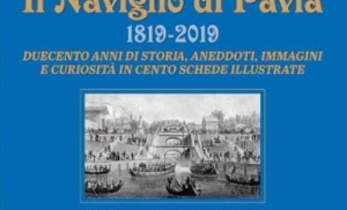 PAVIA 05/12/2019: Un libro sul Naviglio. Venerdì pomeriggio la presentazione alla Sala Cantoni