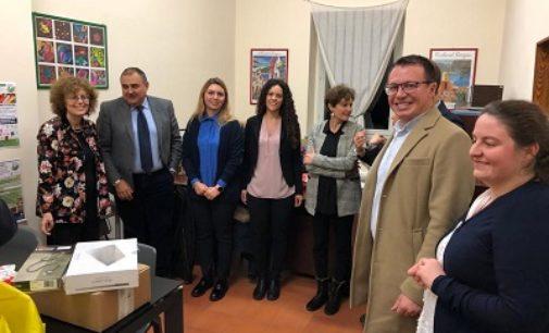 """PAVIA 20/12/2019: Il Rotary Club Ticinum dona strumenti al team del progetto 'Una dieta speciale"""" del Dipartimento di Medicina Sperimentale dell'Università"""