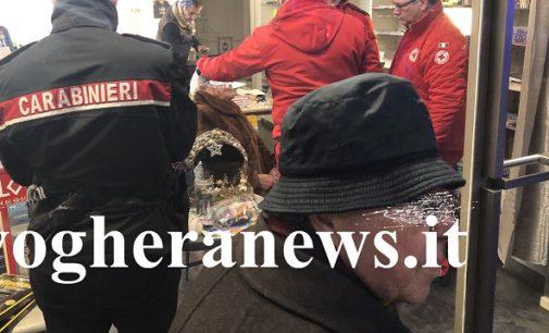 VOGHERA 30/12/2019: Donna rapinata e ferita in pieno centro storico. Il malvivente le ha strappato la borsa facendola rovinare a terra