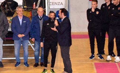 VOGHERA 06/12/2019: Calcio. 100 anni della vogherese. Grande festa al PalaOltrepo