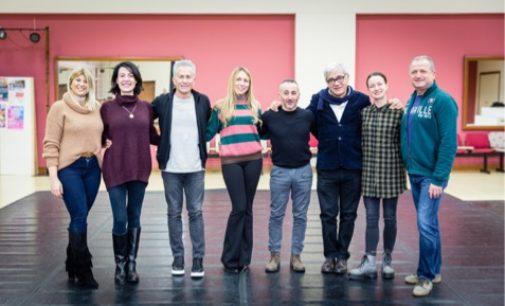 VOGHERA 13/01/2020: A lezione di danza classica con il maestro Paganini