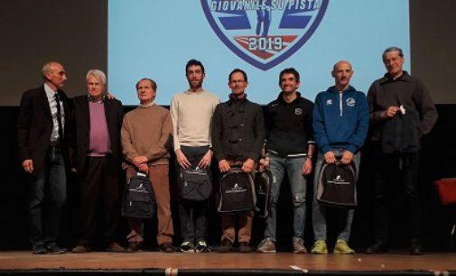 VOGHERA 15/01/2020: Atletica Pavese premiata alle cerimonia della Fidal