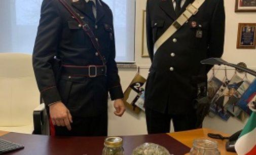 LUNGAVILLA 14/01/2020: Droga e soldi nell'auto. Due arrestati (di Casteggio e Pizzale) per spaccio