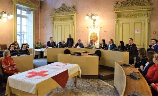 VOGHERA 29/01/2020: Lite fra M5s e Croce Rossa per la presenza dei politici alla premiazione dei Volontari sabato scorso in Municipio