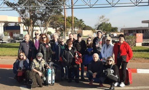 VOGHERA 10/01/2020: Il bel Capodanno in Marocco per 17 associati