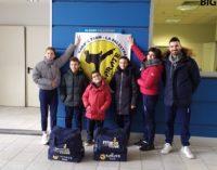 VOGHERA 28/01/2020: Karate. Pieno di Medaglie per il Karate Team by Malibù a Bergamo