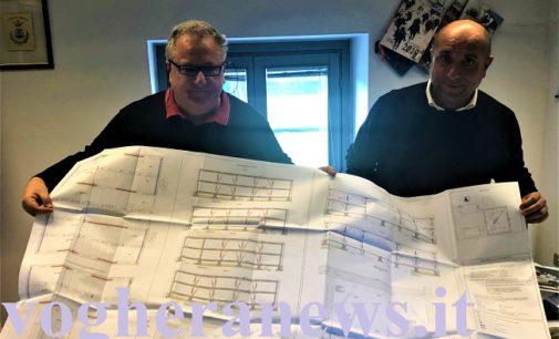 """VOGHERA 21/01/2020: Pioggia di finanziamenti. Al via 5 cantieri. Il sindaco. """"Opere poco visibili ma importanti per la sicurezza di tutti"""". L'assessore.""""Sono frutto della progettazione dei nostri uffici"""""""