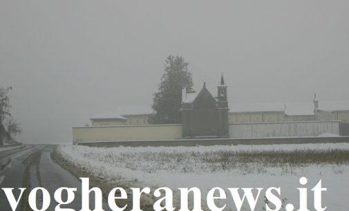 VOGHERA 18/01/2021: Cimitero di Oriolo. L'Udc: lavori fermi e degrado. Interpellanza all'Amministrazione