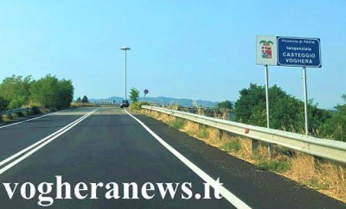 VOGHERA CASTEGGIO 17/01/2020: Strade. Sistemazione della Tangenziale Casteggio–Voghera. La Provincia lanciata la gara d'appalto