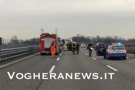 Incidente autostrada A7