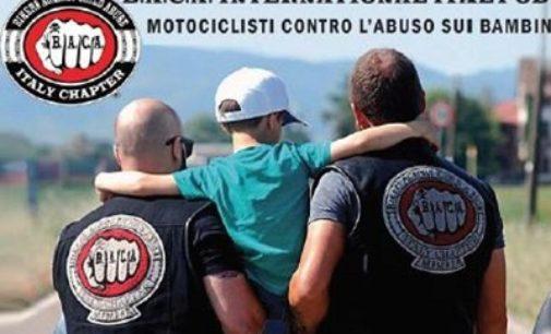 VOGHERA 06/02/2020: Domani i BACA i Motociclisti contro il maltrattamento dei minori si presenta alla città