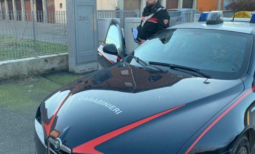 """VOGHERA 08/02/2020: Un 33enne perseguita la ex. Arrestato applicando il """"Codice Rosso"""". Durante il fermo l'uomo ha ferito due carabinieri"""