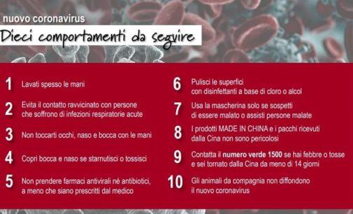 PAVIA 22/02/2020: Coronavirus (AGGIORNAMENTI). Saliti a 2 i morti. 27 i contagiati fra cui due pavesi. Ecco cosa accade e le misure prese in provincia di Pavia