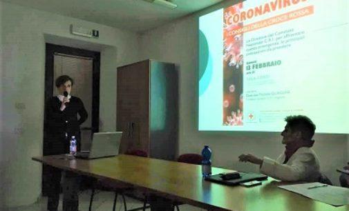 VOGHERA 14/02/2020: Alla Croce Rossa la serata informativa sul Coronavirus. Ecco i suggerimenti