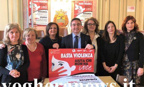 VOGHERA 21/02/2020: No alla violenza. No al pregiudizio. Parte in città la campagna contro la violenza sulle donne e contro chi colpevolizza le vittime