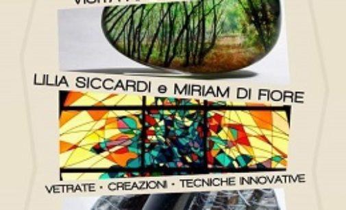 MORNICO 20/02/2020: Con il FAI Giovani Oltrepò nelle botteghe del vetro di Lilia e Miriam