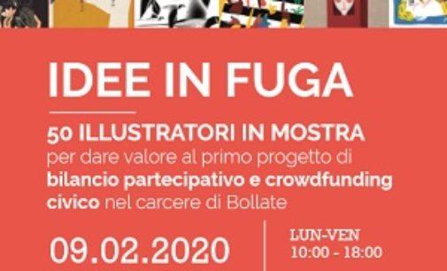 VOGHERA 07/02/2020: La mostra itinerante in favore del carcere di Bollate fa Tappa all'HUB Voghera