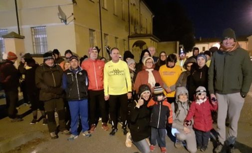 "VOGHERA 04/06/2020: Atletica. Anche la Moon Light Run prosegue in forma ""virtuale"" per il coronavirus"