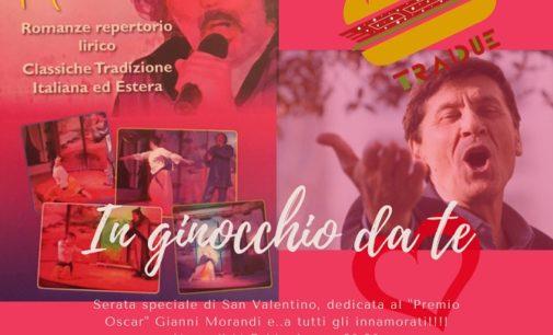 """VOGHERA 13/02/2020: """"In ginocchio da te"""". San Valentino al locale Trai2. Venerdì serata live di musica e teatro"""