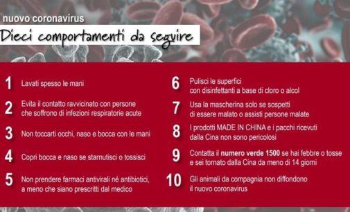 VOGHERA 23/02/2020: Coronavirus. Scuole chiuse in tutta la Lombardia