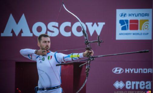 VOGHERA 01/02/2020: Il ladro ci ripensa. Restituito l'arco speciale rubato all'olimpionico vogherese Mauro Nespoli