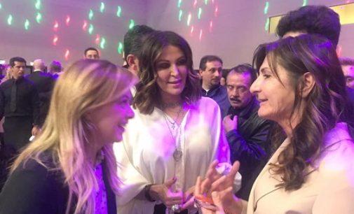 VOGHERA 09/03/2020: Marina Azzaretti. Addio a Forza Italia. L'ex assessore entra in Fratelli D'Italia… invita gli azzurri a seguirla