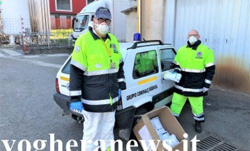 VOGHERA 31/03/2020: Consegnate alle associazioni e agli enti le mascherine donate al Comune