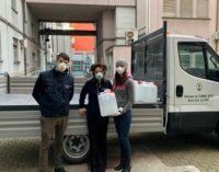 VARZI 26/03/2020: Dal Politecnico di Milano soluzione disinfettante in dono alla Comunità montana e all'Oltrepò pavese